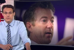 Rand Paul speaks out on action in Ferguson