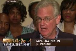 Missouri governor 'tone deaf'?