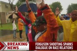 Ferguson problem is a US problem