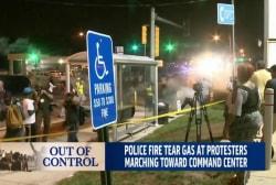 'Cycle of mistrust' in Ferguson