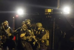 Ferguson violence distracts from core issues