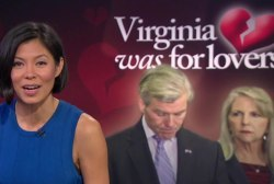 McDonnell's defense strategy? Blame his wife