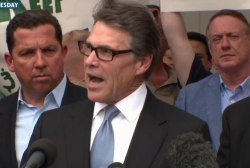 Perry charges getting lost in national media?