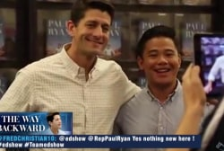 Paul Ryan runs from DREAMers