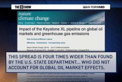 The growing dangers of Keystone XL