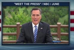 Mitt Romney quotes 'Dumb and Dumber'