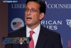 Ed: Cantor's Wall Street job a 'homecoming'