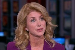Wendy Davis on memoir, Texas race