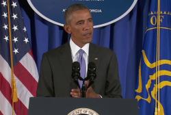 Pres. Obama acts on Ebola 'epidemic'