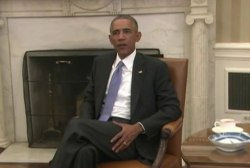 WH reiterates 'no boots on the ground'