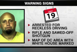 Warnings signs ignored for WH jumper?