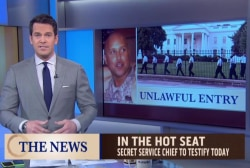 Secret Service director to face grilling