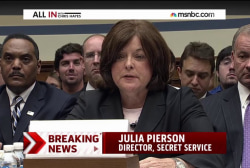 Secret Service director grilled at hearing