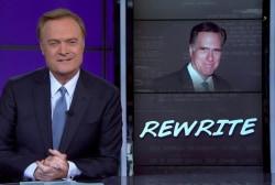 Mitt Romney rewrites 47%