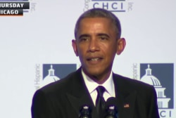 President Obama gets a big boost