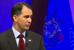 Scott Walker stumbles in debate