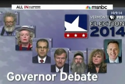 Looking back at the bizarre Vermont debate