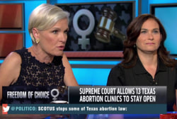SCOTUS order 'just a stop gap' for clinics