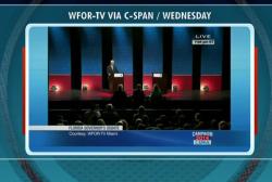 The full, unedited Florida debate fan video