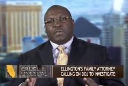 Inmate's family calls for DOJ investigation