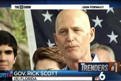Rick Scott's hypocritical ballot backtrack