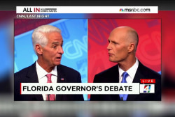 The inexplicable weirdness of Rick Scott