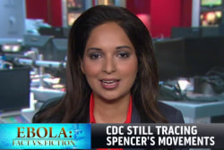 Doc: CDC tracing Spencer sends mixed signals