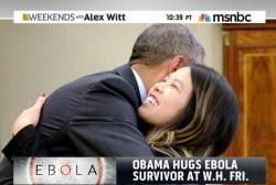 Obama hones in on Ebola response
