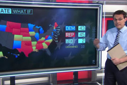 Two races could decide Senate control