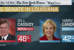 Landrieu's tough fight to hold onto her seat