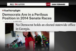 How GA could save the Senate for Democrats