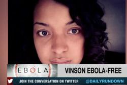 Second Dallas nurse now ebola-free