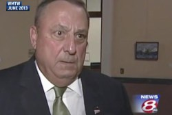 'Turn LePage' on a radical governor