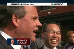 Christie: Nurse had access to takeout