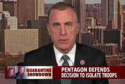 GOP rep.: Ebola containment is key