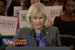 Last ditch attempt to smear Mary Burke