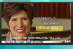 Why Joni Ernst isn't winning over Iowa women