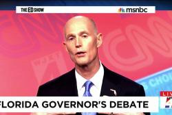Democrats aim to make Florida 'Scott-free'