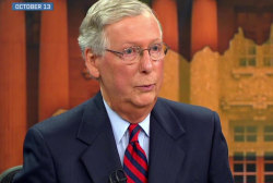 Mitch McConnell's serious disconnect