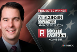 Walker scores third victory in four years