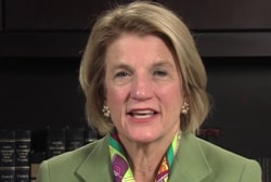 West Virginia elects first female senator