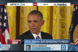 Matthews: Obama has to learn compromise