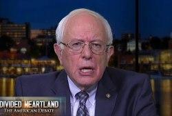 Sanders: We must 'rally' to defeat Keystone