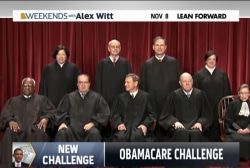SCOTUS will hear new challenge to Obamacare