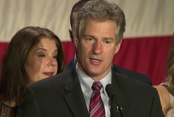 Scott Brown fails to catch Republican wave