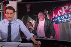 'Craziest governor' wins re-election