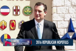 Positioning for 2016 begins for GOP hopefuls