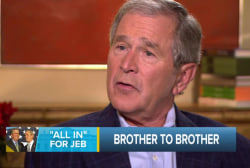 Bush '43: Run, Jeb, run