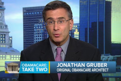 Obamacare architect on controversy