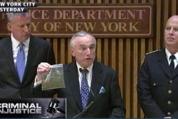 NYC stops low-level pot arrests